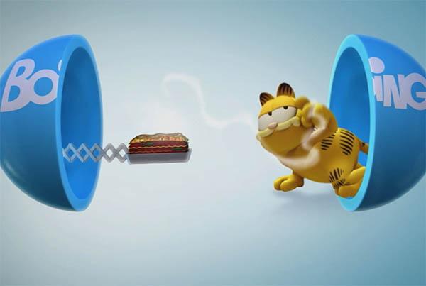 Channel ID – Garfield