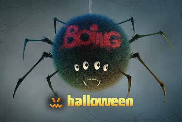 Boing Halloween ID´s