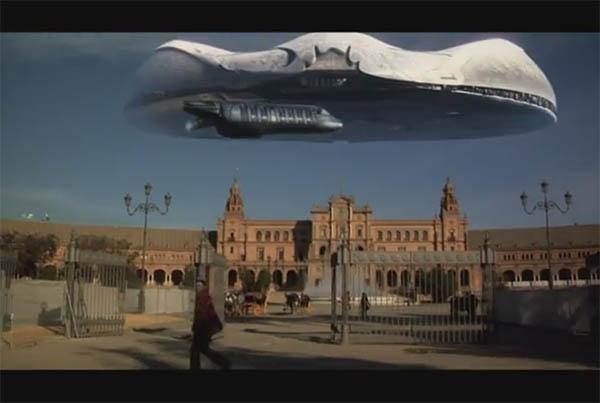 """Promo """"V"""" in Sevilla"""