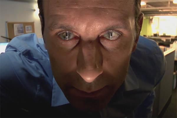 VFX -eyes shot-