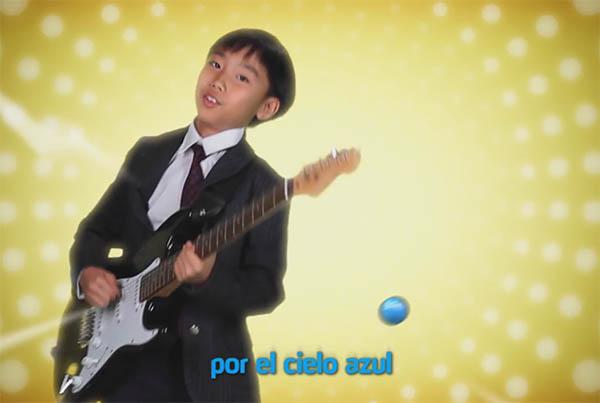 "Promo ""Doraemon"" for theatres"