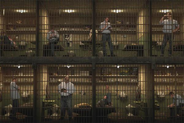 Alcatraz theatrical promo (Marketing live action)
