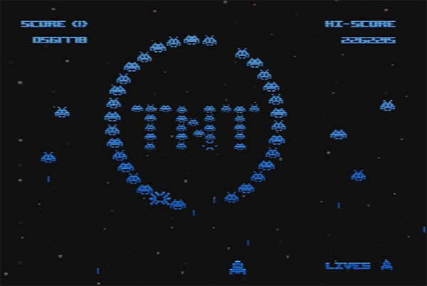 Channel ID – Space Invaders