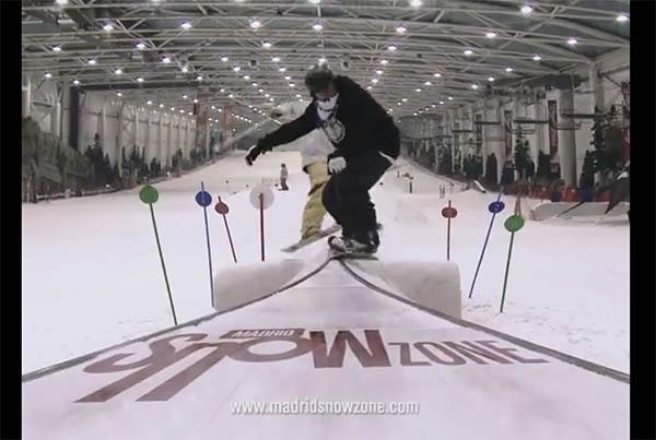 Spot Indoor Ski Resort #2