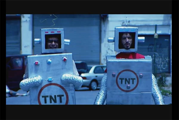 """PROMO """"The Conchords"""""""